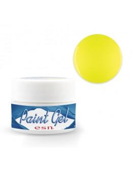 Farbka żelowa ESN Paint Gel 5g - Neon Yellow