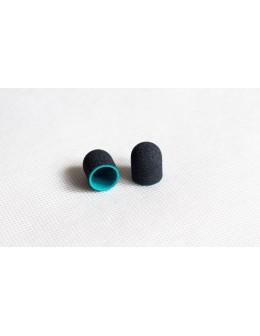 EF Sanding Caps BLUE ABS 10pcs. - 13mm