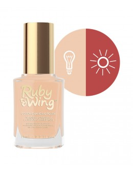 Ruby Wing Nail Lacquer 0.5oz - Sandy Shore