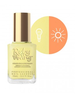 Ruby Wing Nail Lacquer 0.5oz - Birdie