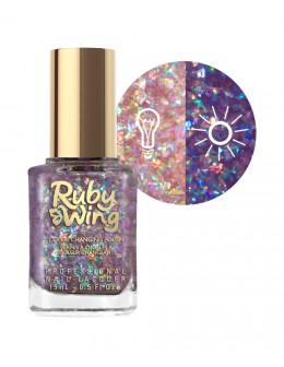 Ruby Wing Nail Lacquer 0.5oz - Desert Valley
