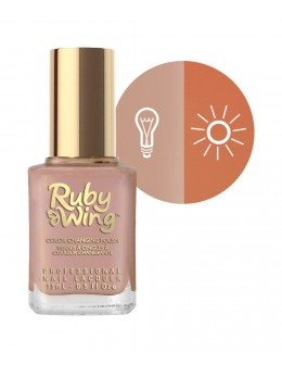Ruby Wing Nail Lacquer 0.5oz - Lagoon