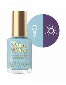 Ruby Wing Nail Lacquer 0.5oz - Moonstone