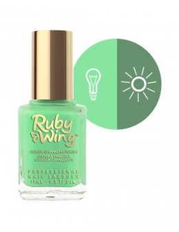 Ruby Wing Nail Lacquer 0.5oz - Cut Grass