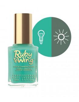 Lakier zmieniajacy kolor Ruby Wing Nail Lacquer 15ml - Eternal