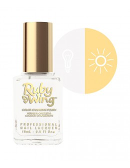 Lakier zapachowy zmieniający kolor Ruby Wing Nail Lacquer 15ml - Fresh Linen
