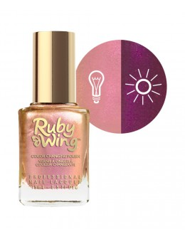 Ruby Wing Scented Nail Lacquer 0.5oz - Sweet Cream