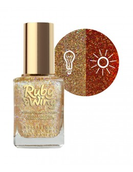 Ruby Wing Scented Nail Lacquer 0.5oz - Strawberry Shortcake