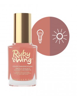 Ruby Wing Nail Lacquer 0.5oz - Shipwreck
