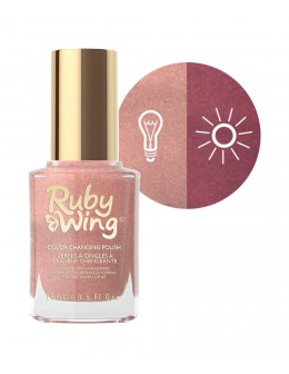 Lakier zmieniający kolor Ruby Wing Nail Lacquer 15ml - After Sunset