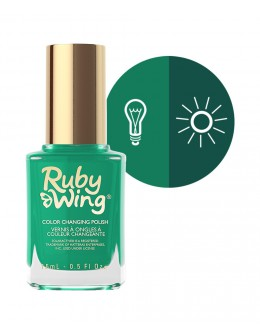 Ruby Wing Nail Lacquer 0.5oz - Behind The Bleachers
