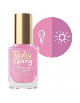 Ruby Wing Nail Lacquer 0.5oz - Midnight Curfew