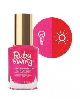 Ruby Wing Nail Lacquer 0.5oz - Kitten Heels