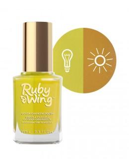 Lakier zmieniający kolor Ruby Wing Nail Lacquer 15ml - Thumbleweed