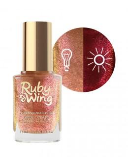 Lakier zmieniający kolor Ruby Wing Nail Lacquer 15ml - I Conch Wait