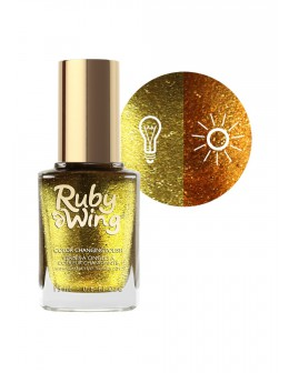 Lakier zmieniający kolor Ruby Wing Nail Lacquer 15ml - Ahoy Matey