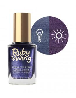 Lakier zmieniający kolor Ruby Wing Nail Lacquer 15ml - Low Rise