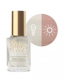 Lakier zmieniający kolor Ruby Wing Nail Lacquer 15ml - Hip Huggers