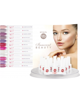 Wystawka ESN GelMe Innocent Beauty Display 12szt.