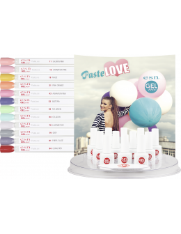 ESN GelMe PasteLove Display 12pcs