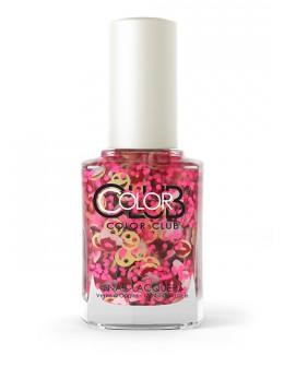 Lakier Color Club kolekcja Nailmoji Neon 15ml - OMG