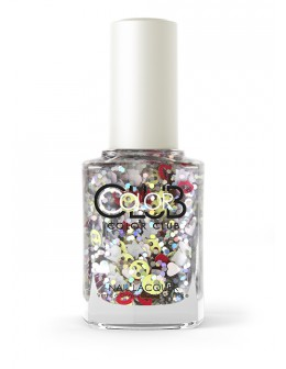 Lakier Color Club kolekcja Nailmoji Glitter 15ml - TTYL