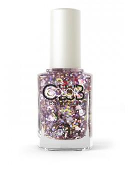 Lakier Color Club kolekcja Nailmoji Glitter 15ml - VIBES