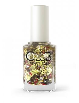 Lakier Color Club kolekcja Nailmoji Glitter 15ml - SHADE