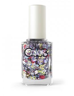 Lakier Color Club kolekcja Nailmoji Glitter 15ml - SUP?