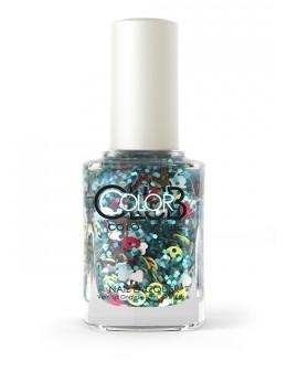 Lakier Color Club kolekcja Nailmoji Glitter 15ml - BAE