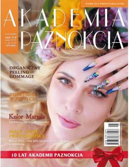 Pismo dla profesjonalistów Akademia Paznokcia nr 53 (03/2015)