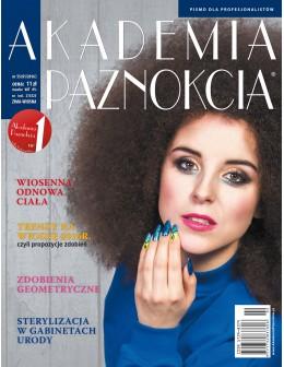Pismo dla profesjonalistów Akademia Paznokcia nr 55 (01/2016)