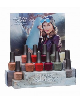 Morgan Taylor Sweetheart Squadron Collection