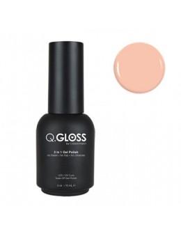 Christrio Q.Gloss Q.Gloss 3 in 1 Gel Polish 15ml - no. 49