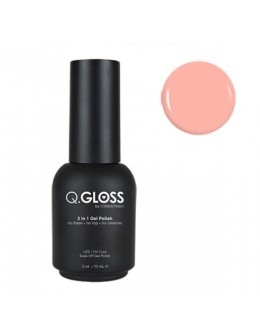 Christrio Q.Gloss Q.Gloss 3 in 1 Gel Polish 15ml - no. 51