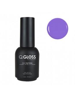 Christrio Q.Gloss Q.Gloss 3 in 1 Gel Polish 15ml - no. 63