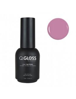 Christrio Q.Gloss Q.Gloss 3 in 1 Gel Polish 15ml - no. 65
