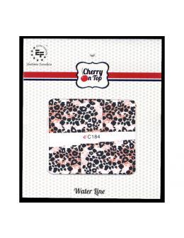 Naklejki wodne Water Stickers - C-184