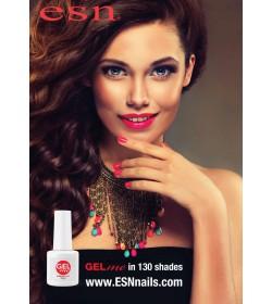 Plakat ESN Salon Poster