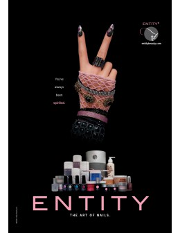 Entity Spirited Poster