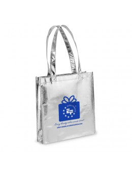 Euro Fashion Silver Bag