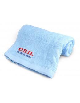 Ręcznik frotte ESN - niebieski