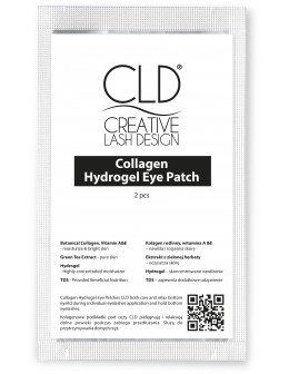 CLD Collagen Hydrogel Eye Patch 2pcs