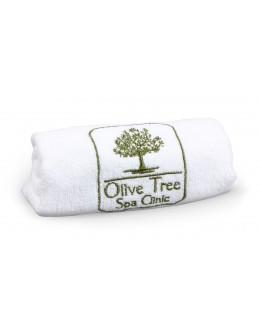 Olive Tree Spa Clinic Terry Towel