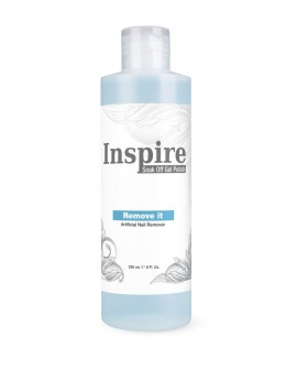 Inspire Remove It Artificial Nail Remover 8oz.