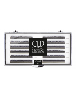 "CLD Silk Lashes for thickening ""0,03"""