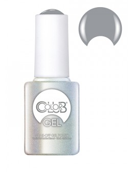 Color Club Soak-Off Gel Polish 15ml - 1010 - Lady Holiday