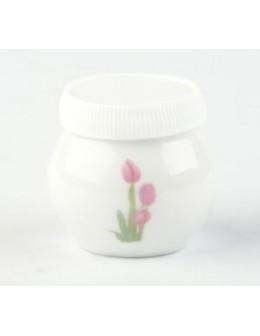 Naczynko porcelanowe - kwiat nr 1