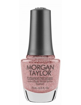 Morgan Taylor Nail Lacquer Wrapped In Glamour Collection 0.5oz - Just Naughty Enough