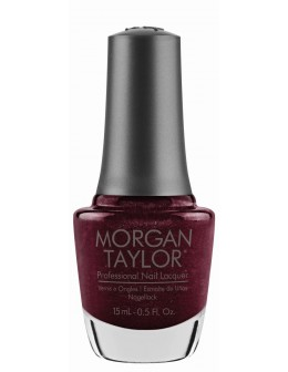 Morgan Taylor Nail Lacquer Wrapped In Glamour Collection 0.5oz - You're So Elf-Centered!